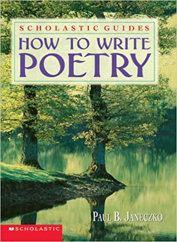 how to write poetry books