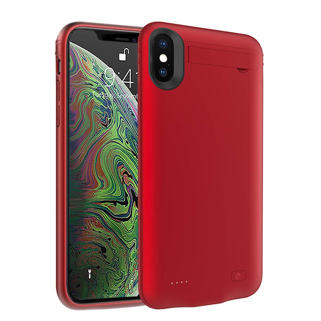 Funda Con Bateria de 4000mah para Apple Iphone X/Xs SNSOU [7KLZZV7G]