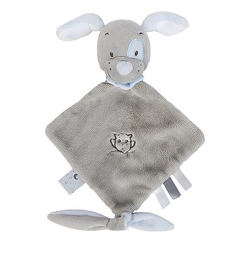 Nattou Mini Doudou Toby el perro de peluche juguetes