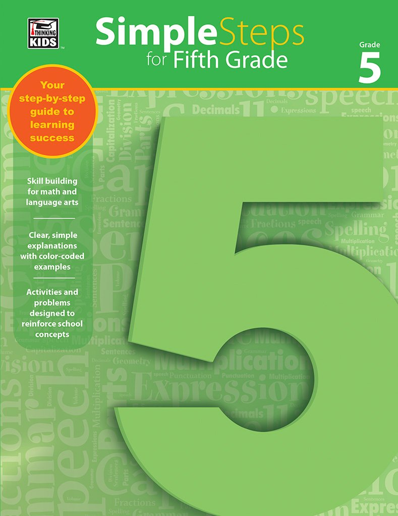 Download Simple Steps for Fifth Grade ebook