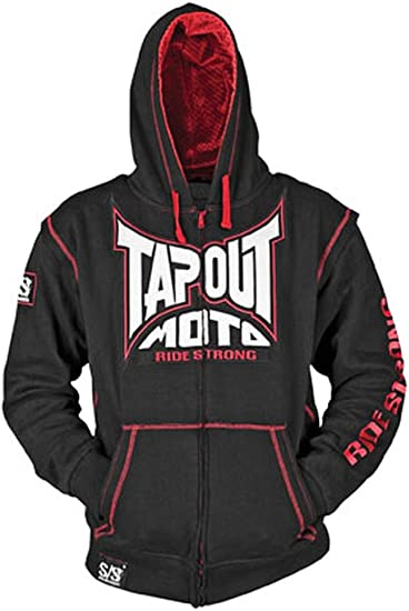 TAPOUT LOGO HOODY GREEN