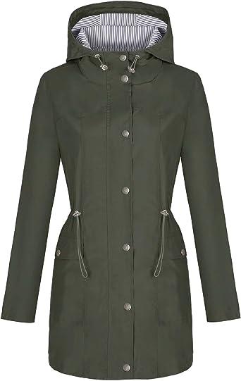 Blogger love Women Rain Jacket