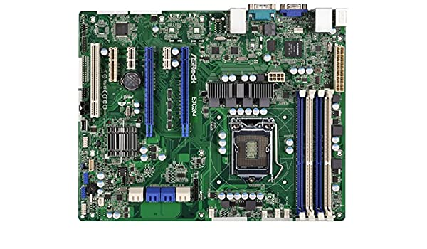 ASRock E3C204 Intel Chipset Driver Download (2019)