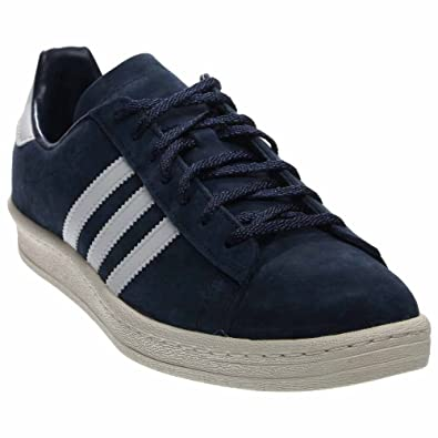 check out a4e23 bf106 Adidas Unisex Campus 80S Japan Pack Vintage Sneakers, BlueWhite, 7 M US