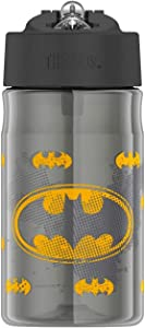 Thermos 12 Ounce Tritan Hydration Bottle, Batman