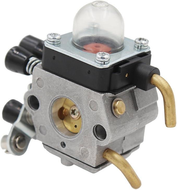 RICH CAR Carburateur pour FS55RC KM55 KM55R FS38 FS45C FS45L FS55C C1Q-S186A
