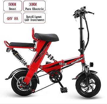 AFF Bicicleta eléctrica de montaña eléctrica para Adultos ...