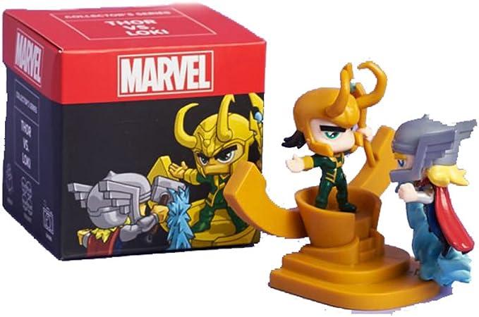 Botín Caja de octubre de 2017 de coleccionista Series Thor Vs Loki ...