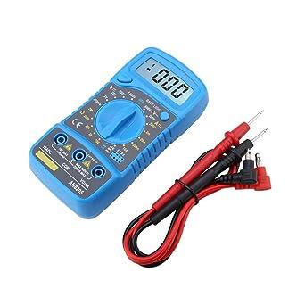 Digital Multimeter LCD Voltmeter Ammeter AC//DC//OHM Volt Current Tester Digital Multimeter