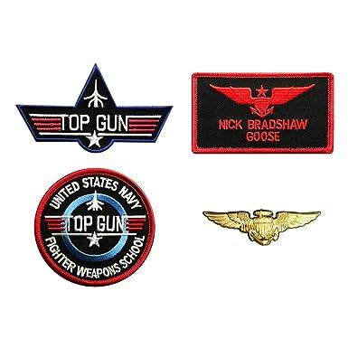 Amazon.com: Nick de ganso parte superior Gun película ...