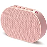 GGMM E2 Portable WiFi Bluetooth Speaker with Amazon Alexa, Multi-Room Play, Stream Online Music (Spotify, Tidal, TuneIn), Smart Speaker, Wireless Airplay Speaker with 10W Powerful Stereo Sound