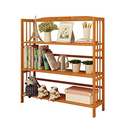Amazon.com: BOOK CASE Bookshelves Bookshelf Simple Student Creative ...
