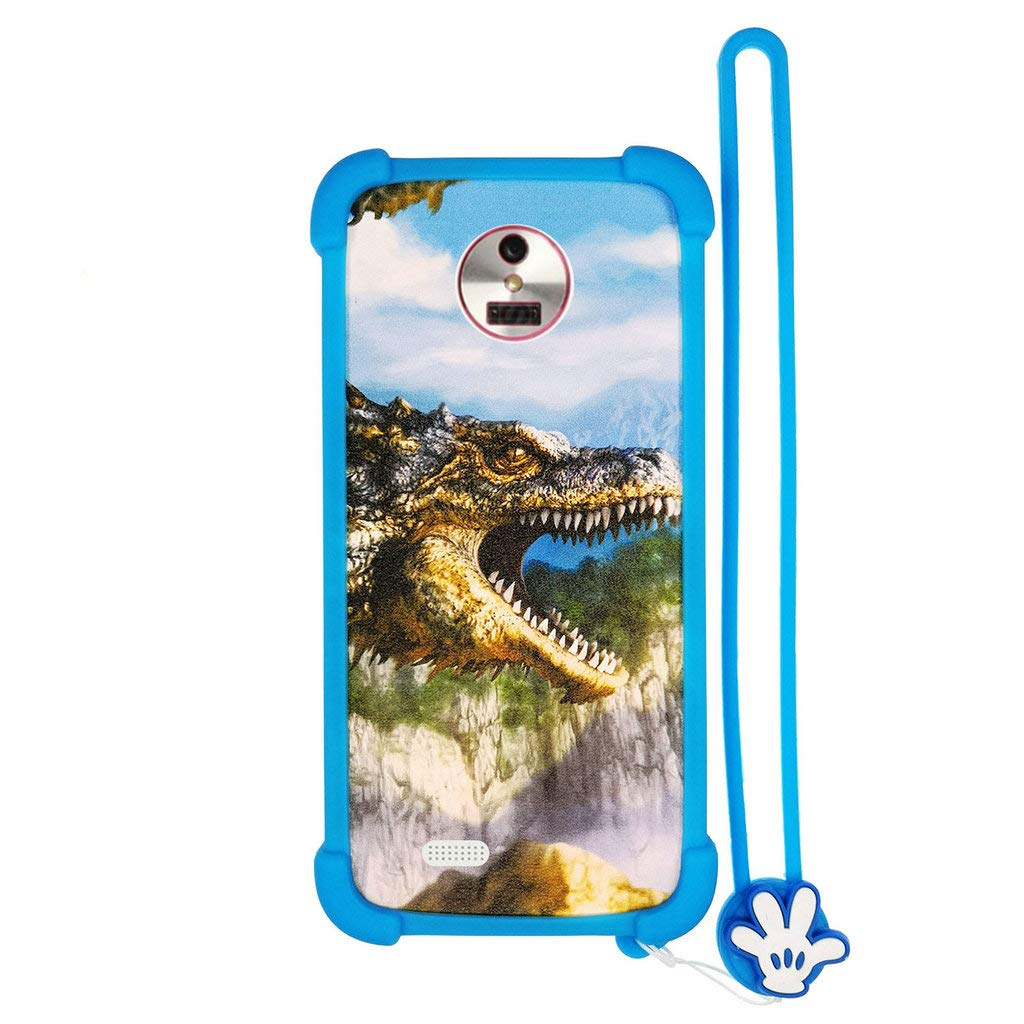 check out 4d7cf 44aa4 Amazon.com: Case for ELEPHONE P3000S Case Silicone border + PC hard ...