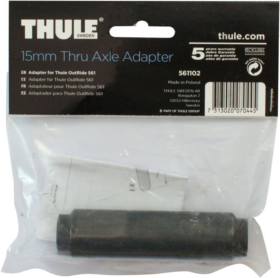 adattatore assale 15mm 561-1 Portabici biciclette bike Thule Outride 561