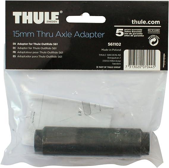 Thule 561102 Adapter Schwarz 30 X 15 X 10 Cm Auto