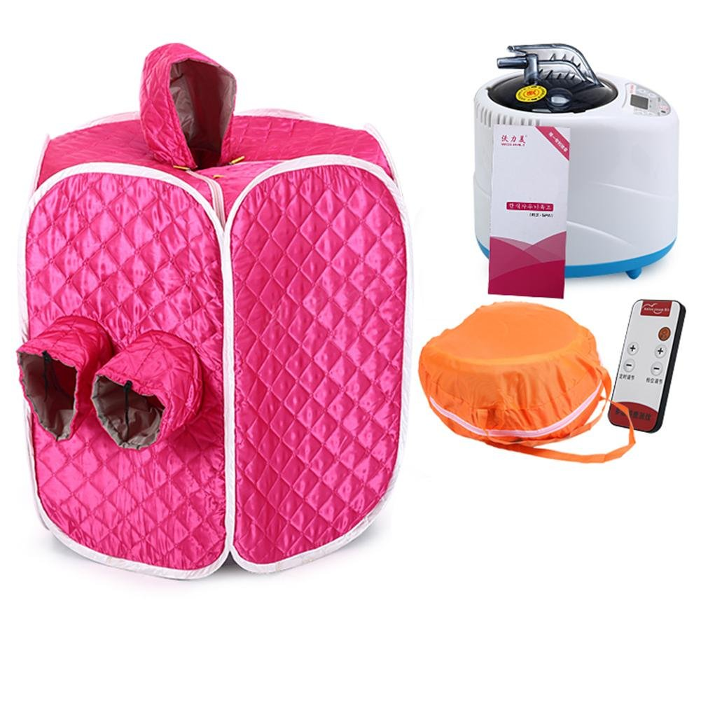 Portable personal familia de la familia personal plegable sauna de vapor SPA pérdida de pEESo de la salud , A 6f7a7d