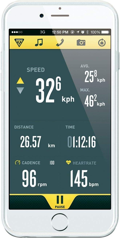 Topeak RideCase iPhone 8 6s Plus Phone Black Case TT9852B 6 Case only 7
