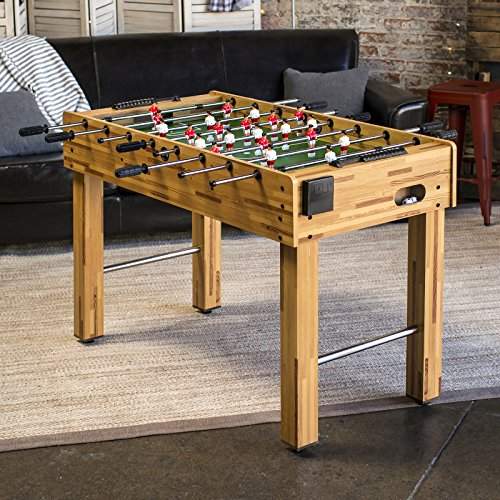 Fast US Ship 48INCH Foosball Table Competition Size Soccer Arcade GameRoom by Unbranded