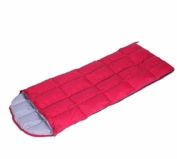 SUHAGN Saco de dormir Saco De Dormir Al Aire Libre Sobre Adultos Pueden Ser Cosida Camping Bolsa De Dormir.: Amazon.es: Deportes y aire libre