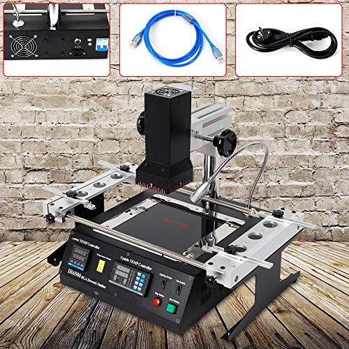 TFCFL IR6500 Infrared BGA Reballing Stations Kits IR Soldering Rework Station For Motherboard Chip Welding L475mmx W480mmx H420mm from TFCFL
