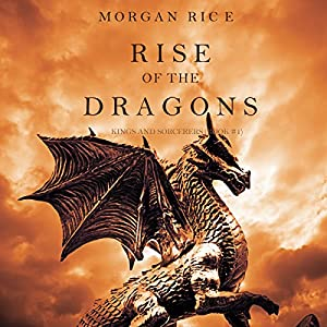 Rise of the Dragons Audiobook
