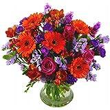 Clare Florist Stylish Boho Chic Fresh Flower Bouquet