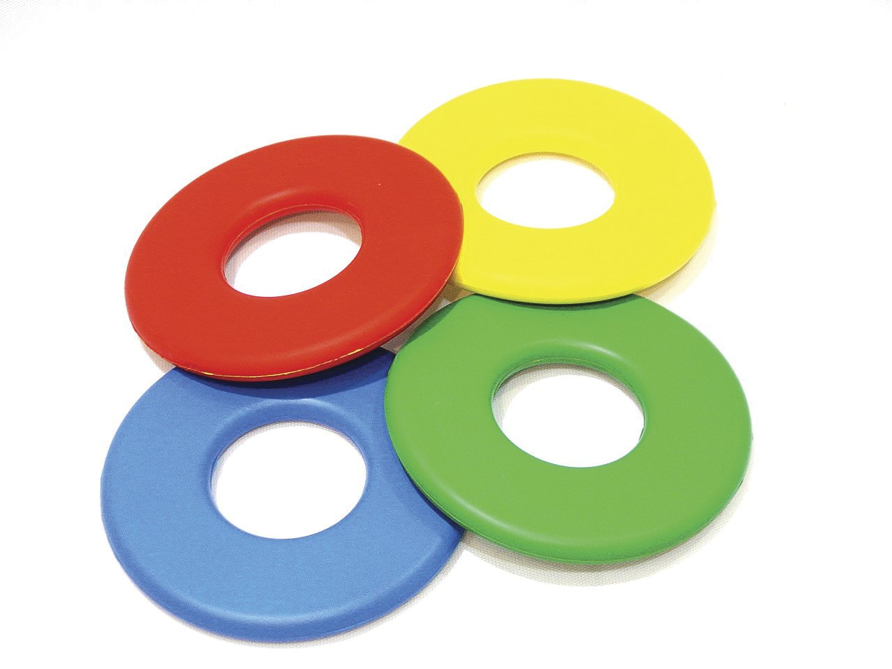 American Educational Products Hollow Foam Discus, Set of 6