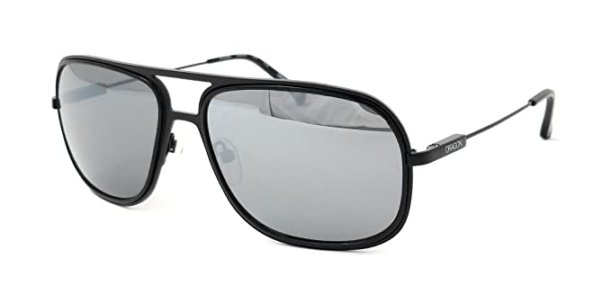 75345d741fb Dragon B - Class Sunglasses Coal Silver Ion New at Amazon Men s ...