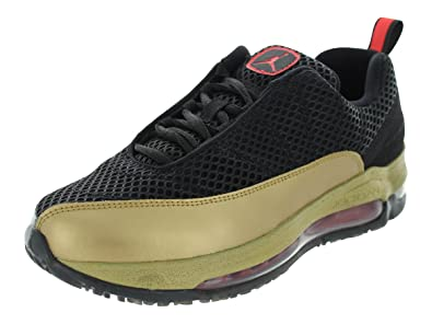 55774700df9 Nike Kids's Nike Girls Jordan CMFT Air Max Training Shoes 5.5  (Black/Crimson/