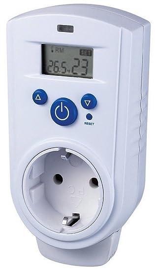 ChiliTec enchufes de termostato St de 35 MAX. 3500 W, 5 – 30