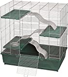 Kaytee My First Home Habitat Multi-Level for Exotics, 30 by 18-Inch 2 PACK