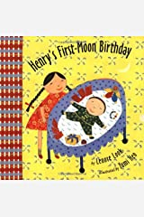 Henry's First-Moon Birthday Hardcover