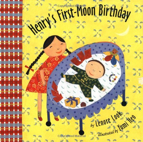 Henry's First-Moon Birthday (Look Finder New Store)