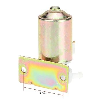 Bomba lavadora KKmoon 12 V universal para limpiaparabrisas de coche: Amazon.es: Coche y moto