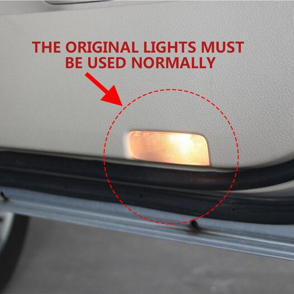KNRAGHO Toyota Compatible Logo Lights Ghost Lamp Accessories Door Lights Projector Easy Installation Welcome Emblem for Camry//Prius//Sequoia//Sienna//Tundra//Venza