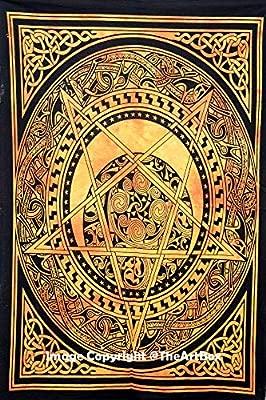 AIHANEN Detalles sobre Mandala de Estrellas Hecho a Mano ...