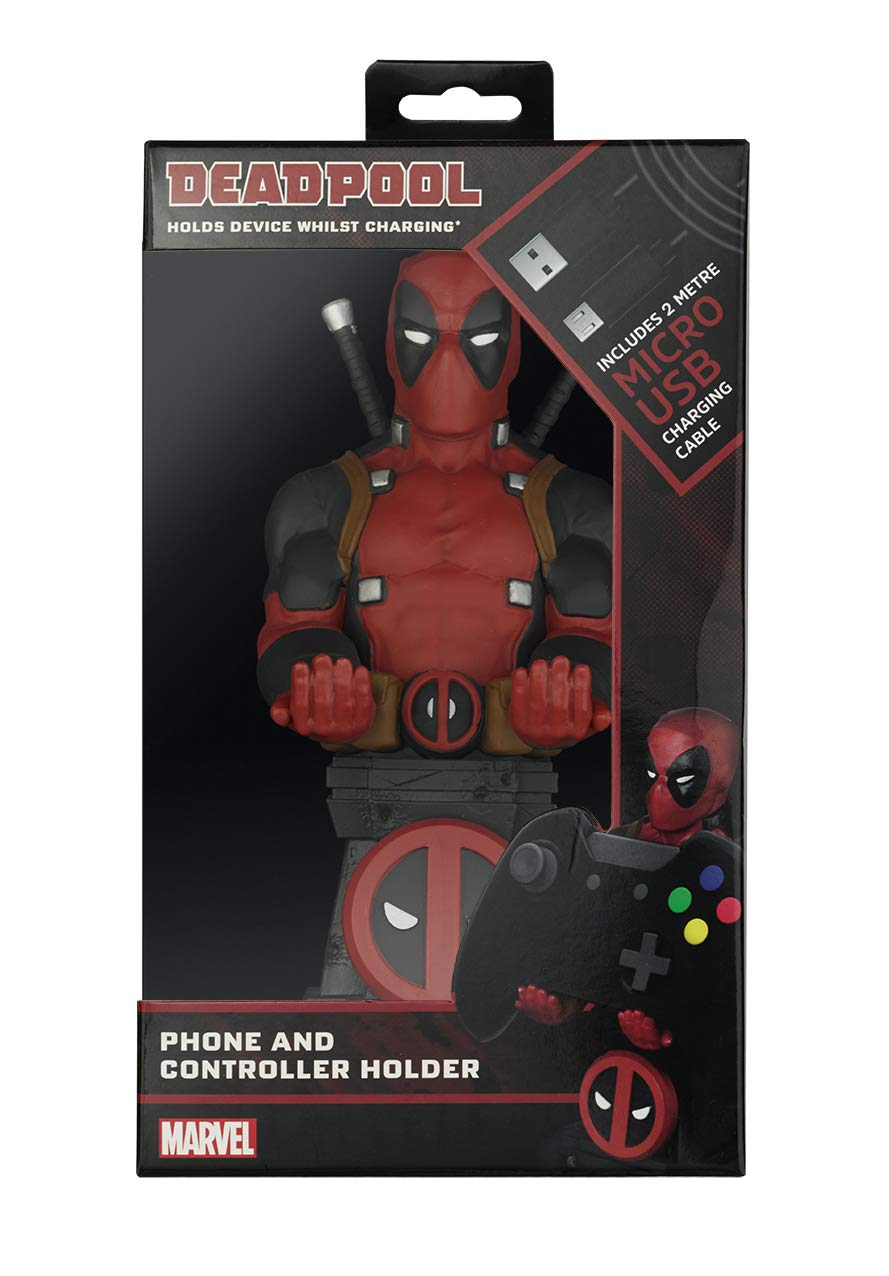 Cable Guy Deadpool Gaming Controller/Phone Holder by Cable Guys