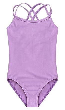 c42d82899 School Sport Dance or Gymnastics Leotard for Girls  Amazon.co.uk ...