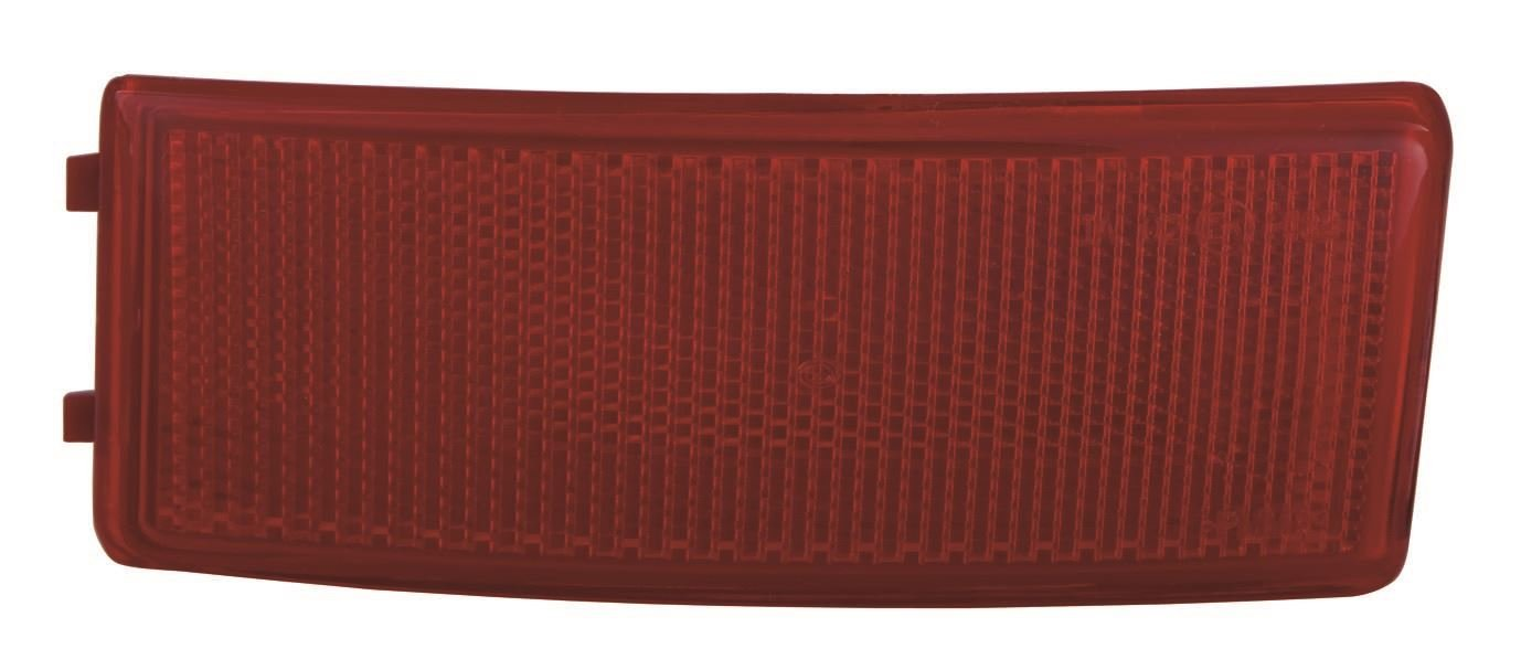 Ford C-Max Mk1 2007-2010 Rear Reflector N/S Passenger Side Left Aftermarket