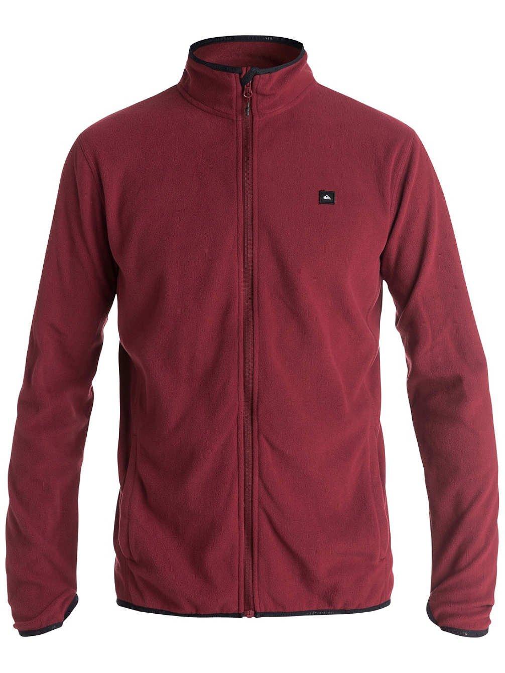 Quiksilver Men's Aker Full Zip Fleece Top