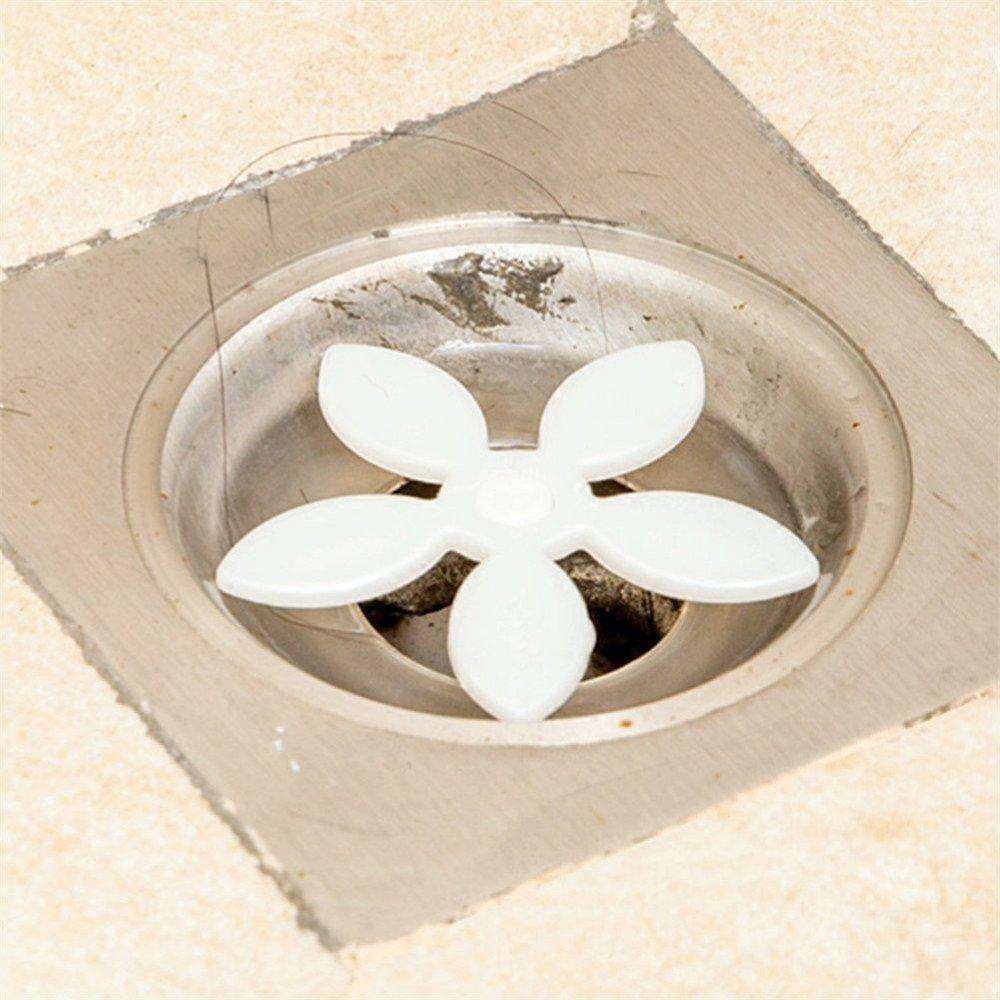 Maaryee/ para retirar pelo desatascar el agua retenida o limpiar las tuber/ías del ba/ño /Juego de 2/cadenas atrapapelos para fregaderos de cocina o sumideros de ducha o ba/ñera
