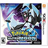 Pokemon Ultra Moon - Nintendo 3DS - Standard Edition