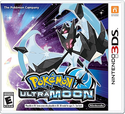 Video Games : Pokémon Ultra Moon - Nintendo 3DS