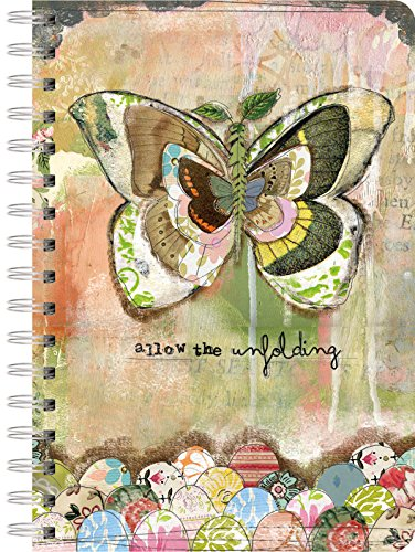 Lang Allow The Unfolding Spiral Journal by Kelly Rae Roberts (1350019) by Lang