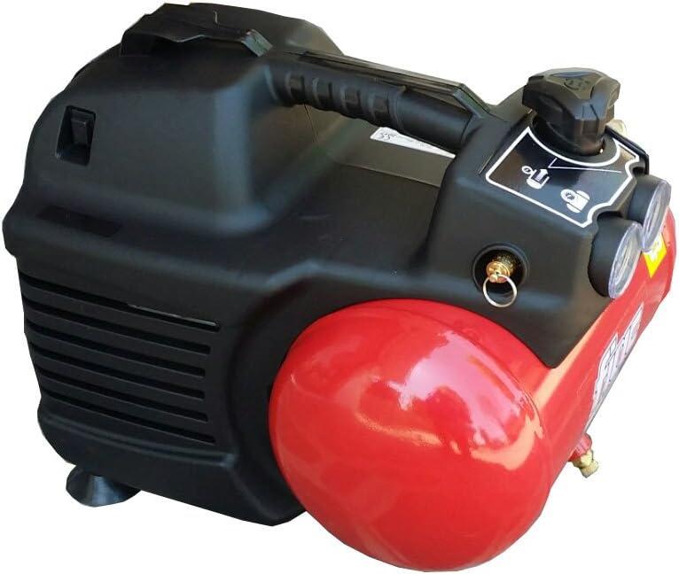 Compresor de aire Fiac Hobby Easy 1100/port/átil con dep/ósito 6/Lt Con 0,3/kW