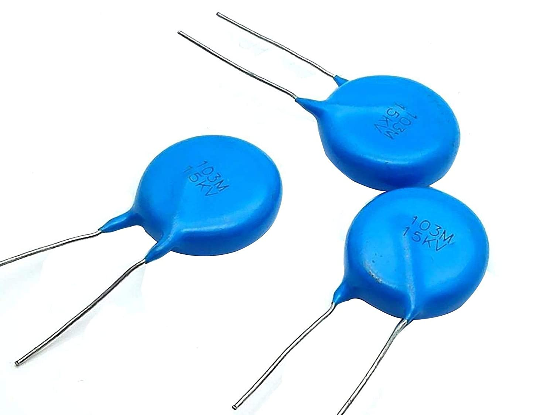 5 x 47 pF  ceramic  condenser 50V capacitor 5 pcs x 47 pF