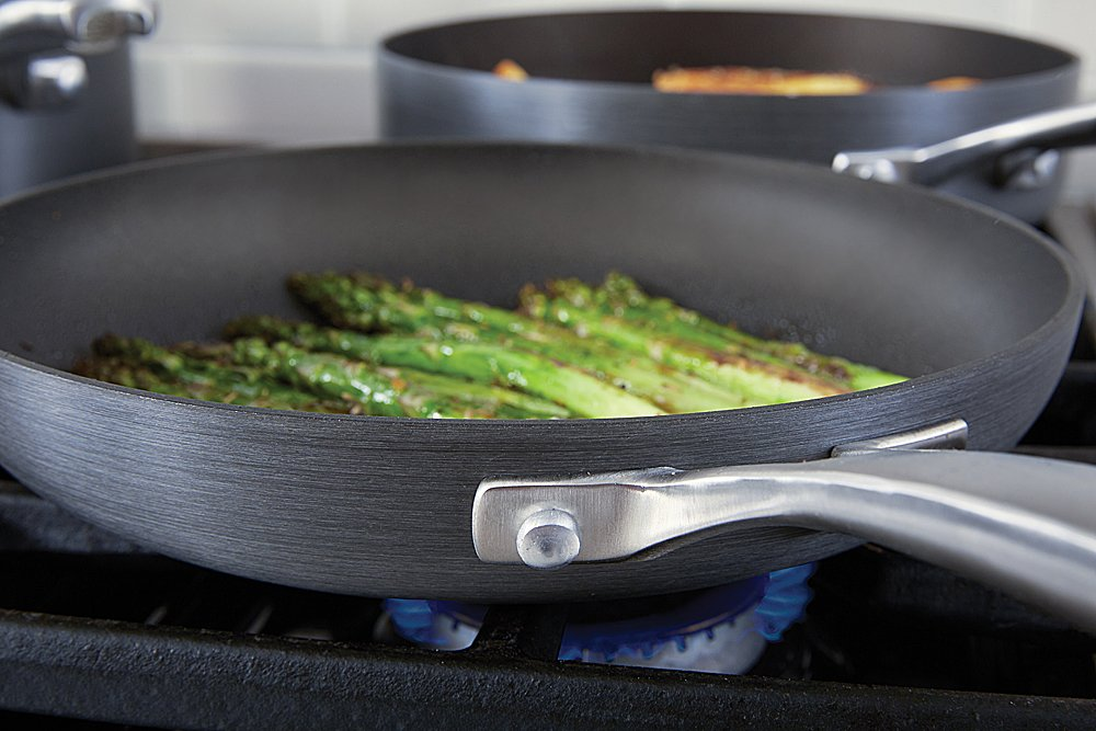 4388c2abd70 Calphalon 1943337 12 Piece Classic Nonstick Cookware Set