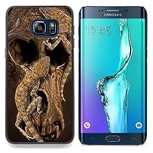 """Planetar ( Colores del arco iris en colores pastel del cucharón"""" ) Samsung Galaxy S6 Edge Plus / S6 Edge+ G928 Fundas Cover Cubre Hard Case Cover"""