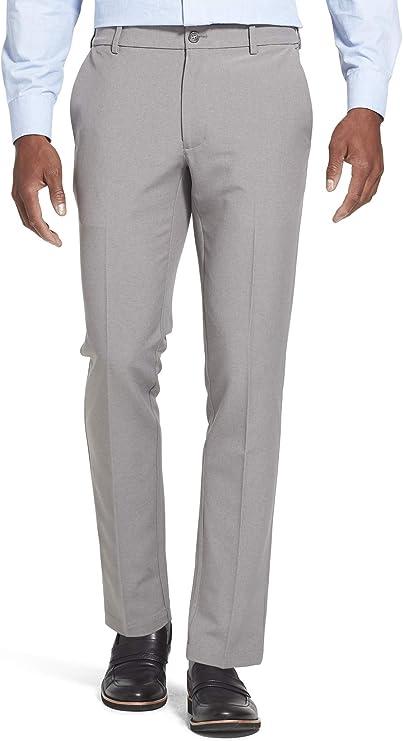 Van Heusen Flex Slim Fit Flat Front Pant Pantalones de Traje para Hombre