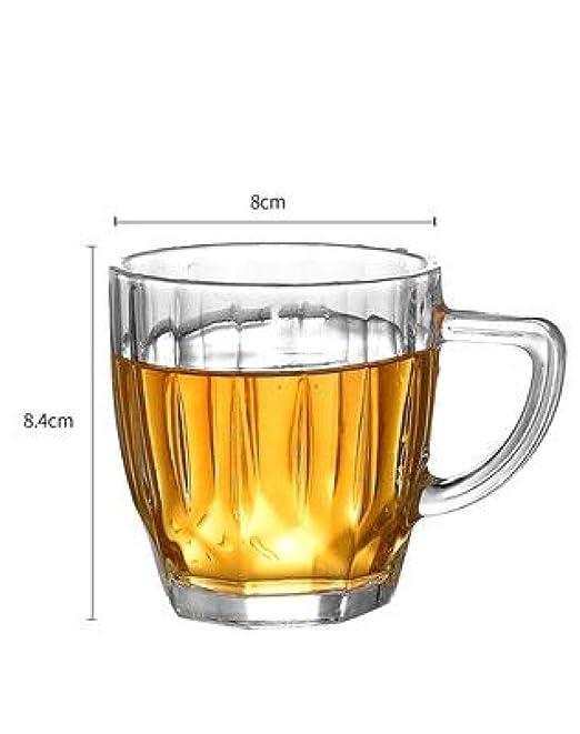 QINDONGKAI Vasos De Cerveza Tazas De Cerveza Gran Capacidad con ...